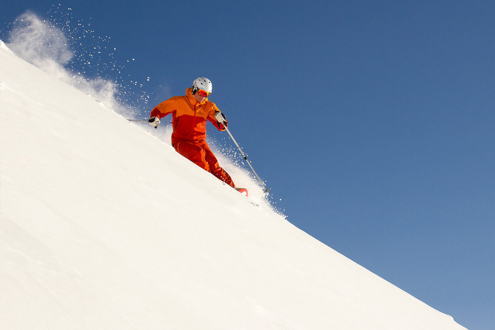 Skiing at Snowbird is as good as it looks. - ©Snowbird Ski and Summer Resort