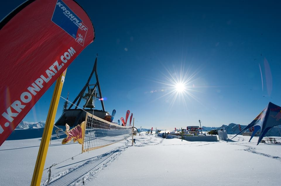 Snow Volleyball World Tour 2014 - Kronplatz - ©Snow Volleyball World Tour FB