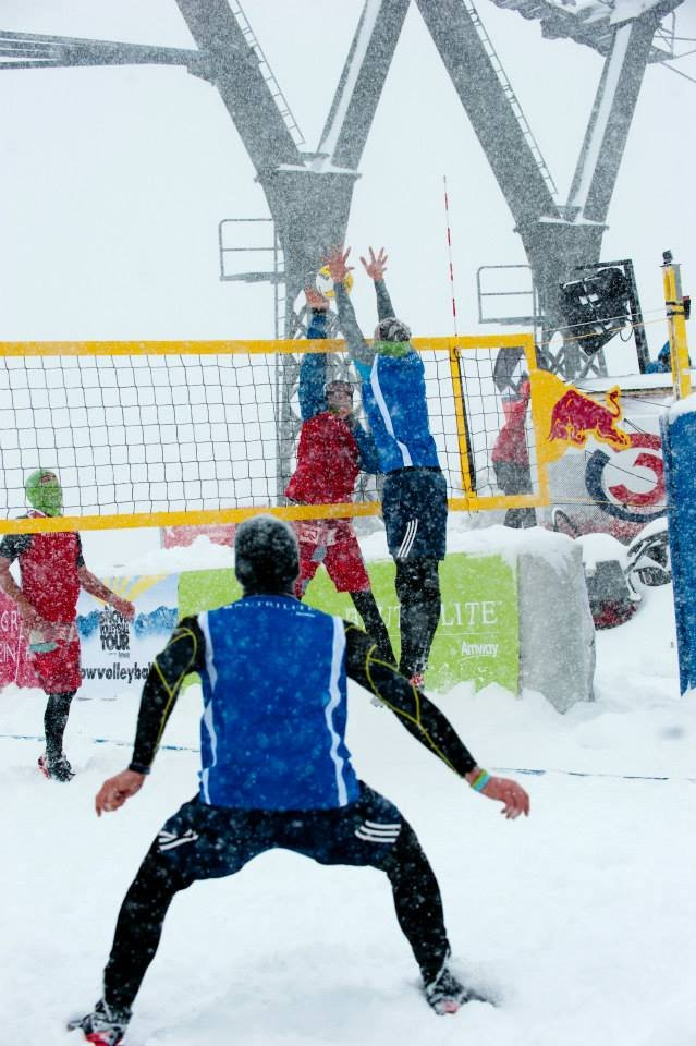 Snow Volleyball World Tour 2014 - Wagrain - ©Snow Volleyball World Tour FB