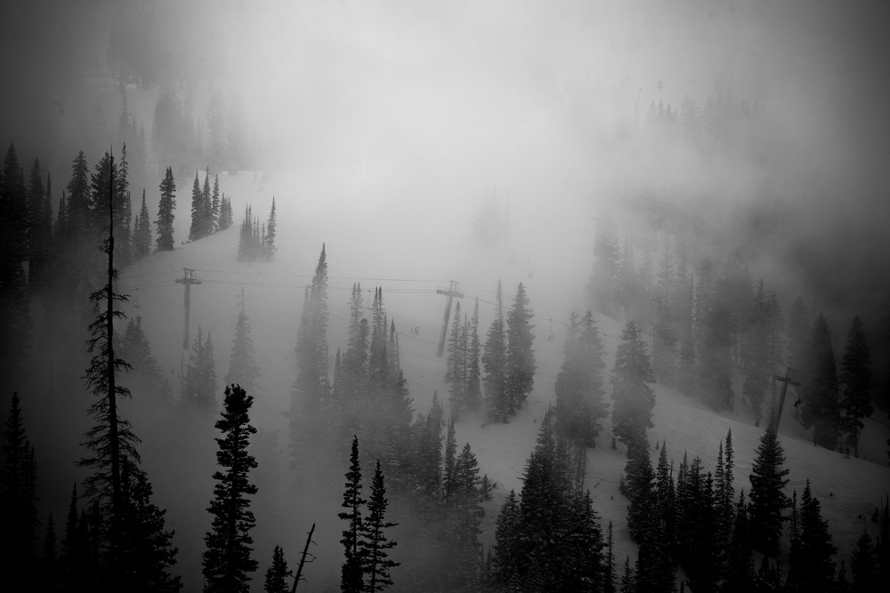 Snowbird has an indescribable mystique.  - ©Cody Downard Photography