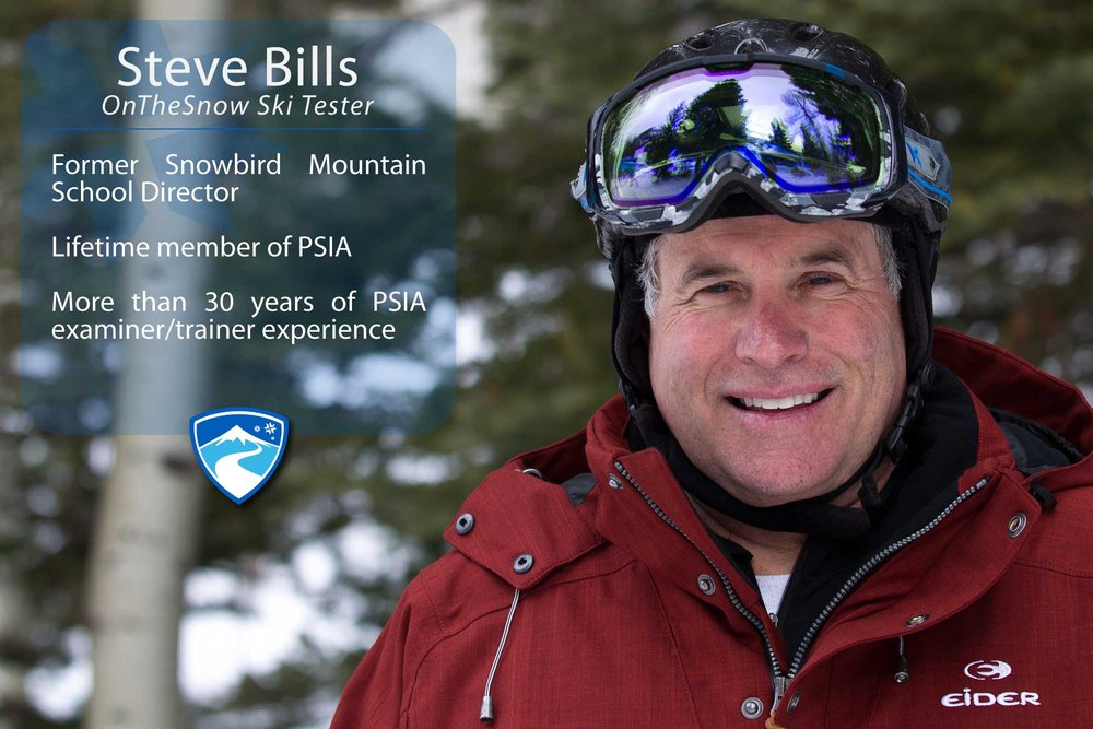 "Steve Bills, 57. Your ultimate ski day would need to include what? ""Bluebird day of powder and groomers with my wife."" - ©Cody Downard Photography"