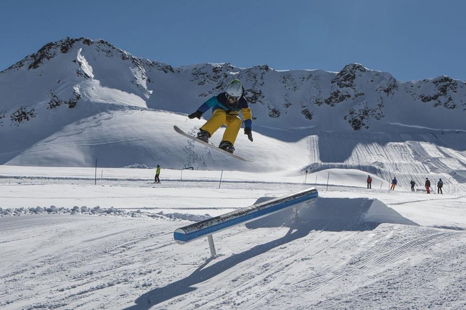 Val Senales - SnowPark - ©Schnalstal Visit ValSenales