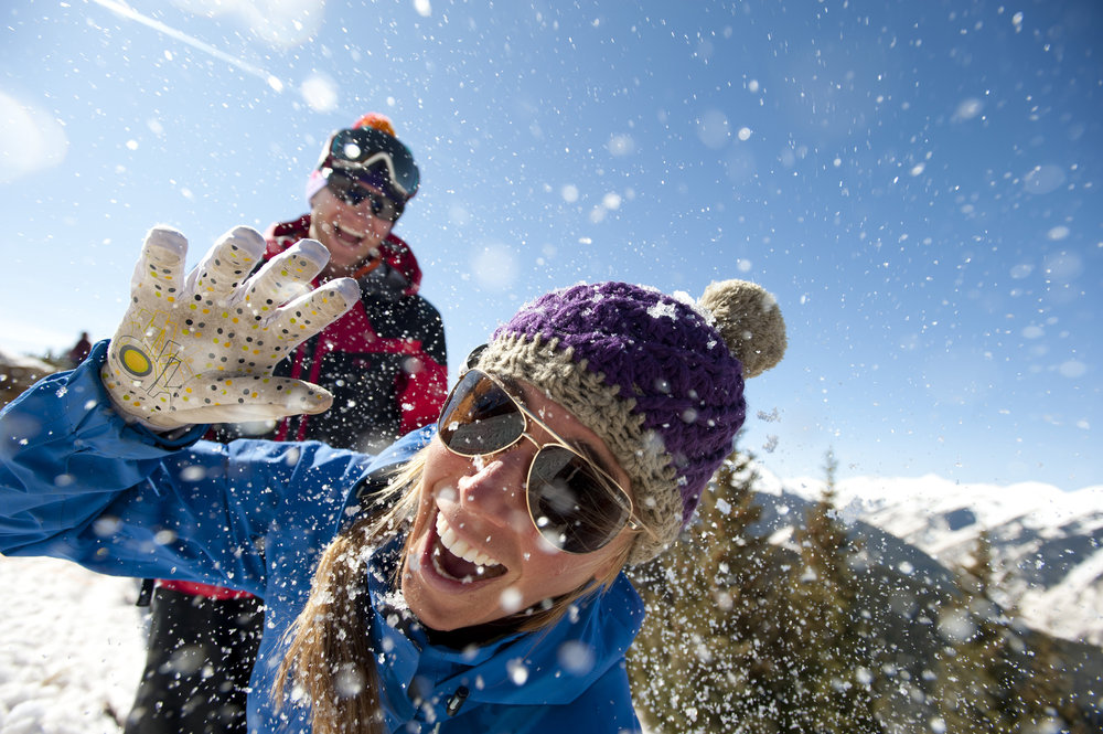 Warm weather, snow in the forecast and a lineup of fun events make for the perfect ending to an awesome snow year here at Aspen/Snowmass. - © Aspen/Snowmass