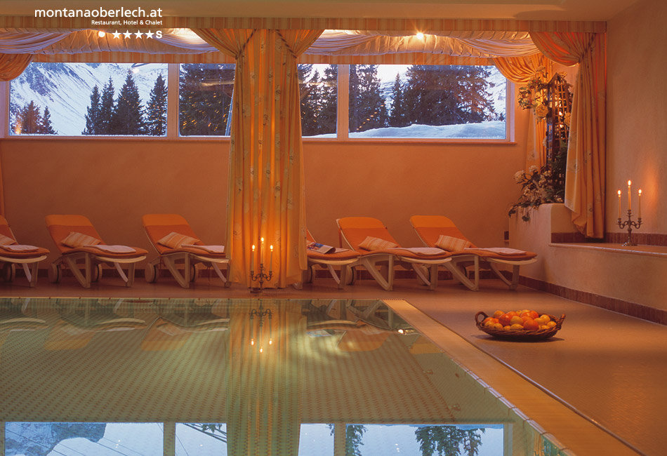 Wellness centre at Hotel Montana, Zuers - ©Hotel Montana