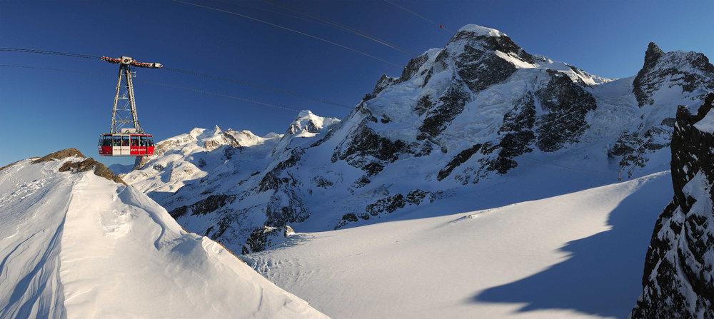 Zermatt Glacier Paradise - ©ZBAG