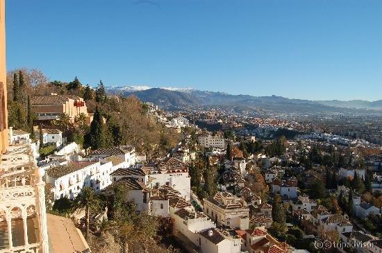 Hotel Alhambra Palace