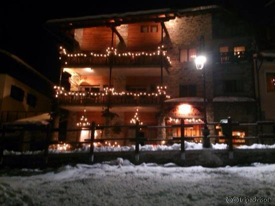 Hotel Residence Mont Blanc