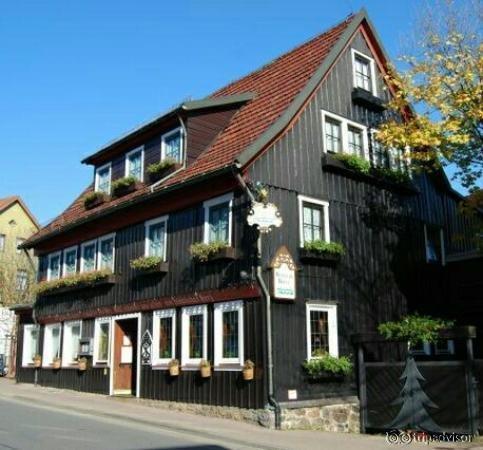 Romantik Hotel Zur Tanne