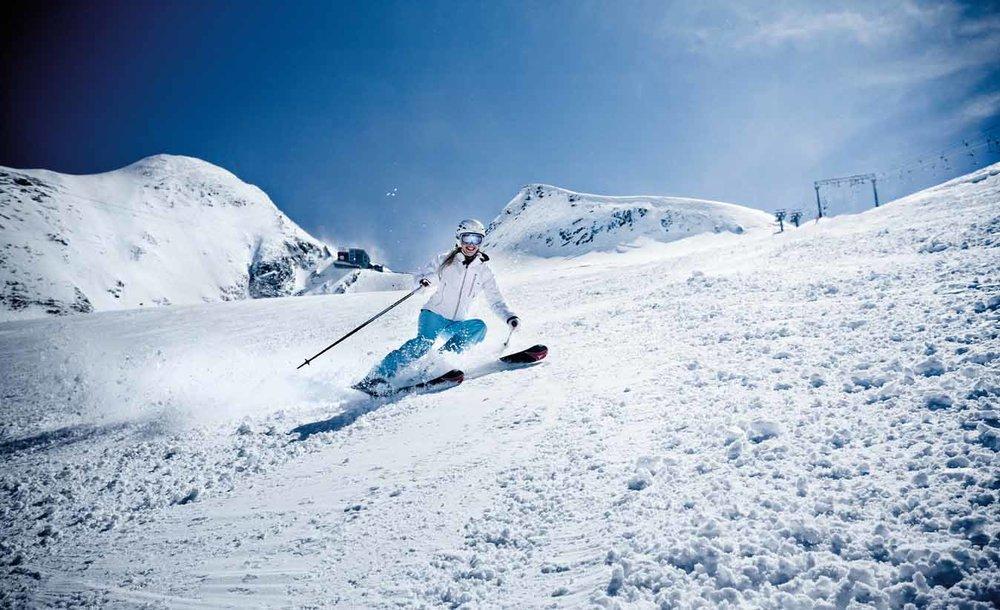 Skifahren am Kitzsteinhorn - © Kitzsteinhorn