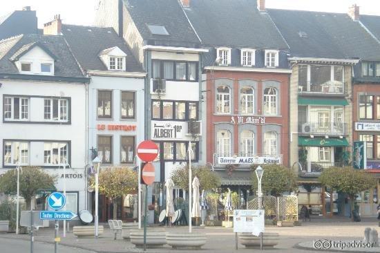 Hotel Restaurant Albert 1er