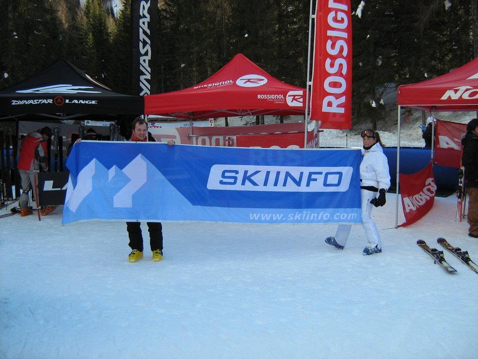 Comprensorio Ski Civetta - ©Matteo   Azzurro @ Skiinfo Lounge
