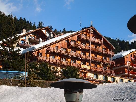 l 39 oree du bois hotel meribel meribel. Black Bedroom Furniture Sets. Home Design Ideas