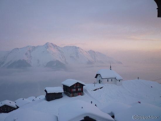 Shot of Courmayeur from last year's Click on the Mountain event - © Daniel T Schurchenthaler