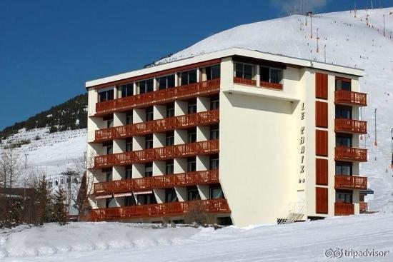 Hotel Eliova le Chaix