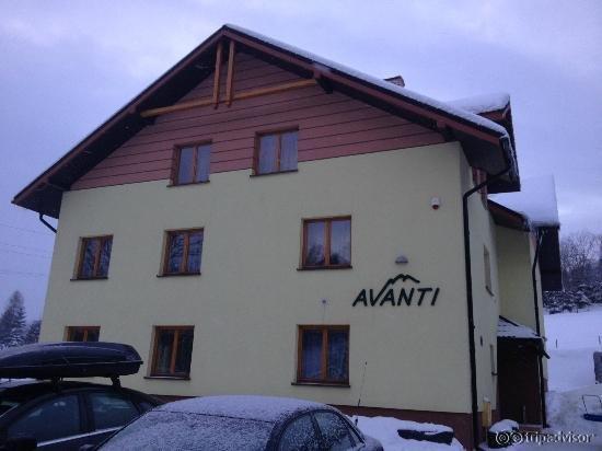 Willa Avanti - Zielony Zakatek