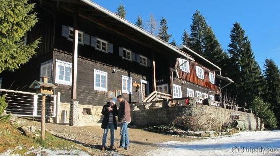 Sillberghaus Almbad & Lodge