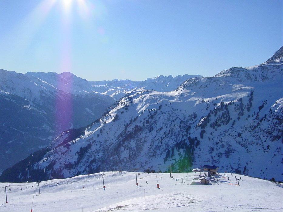 Offrez vous une pause durant l'hiver. Direction les pistes de ski d'Aussois - © MO. OT AUSSOIS
