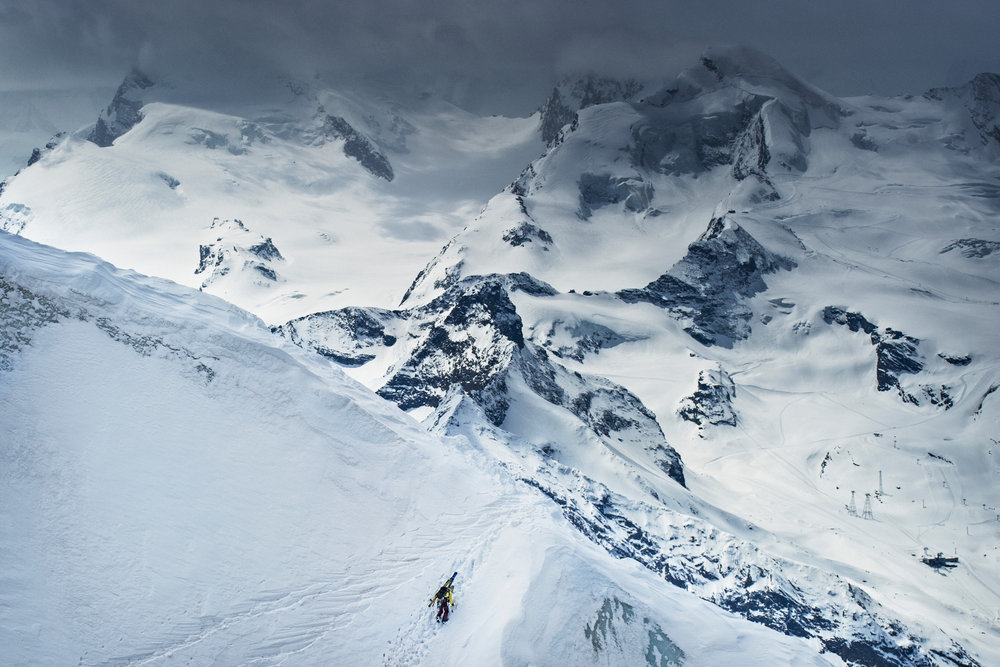 Shades of Winter: PURE - © Sebastian Marko | Red Bull Content Pool