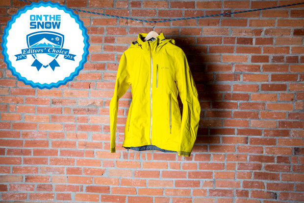 2015 men's jackets Editors' Choice: Arc'teryx Cassiar Jacket - © Liam Doran