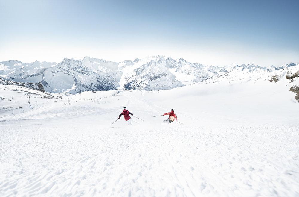 Ghiacciaio Hintertux - © Zillertaler Gletscherbahn
