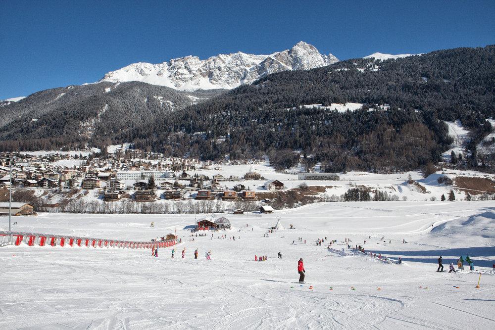 Savognin Skigebiet