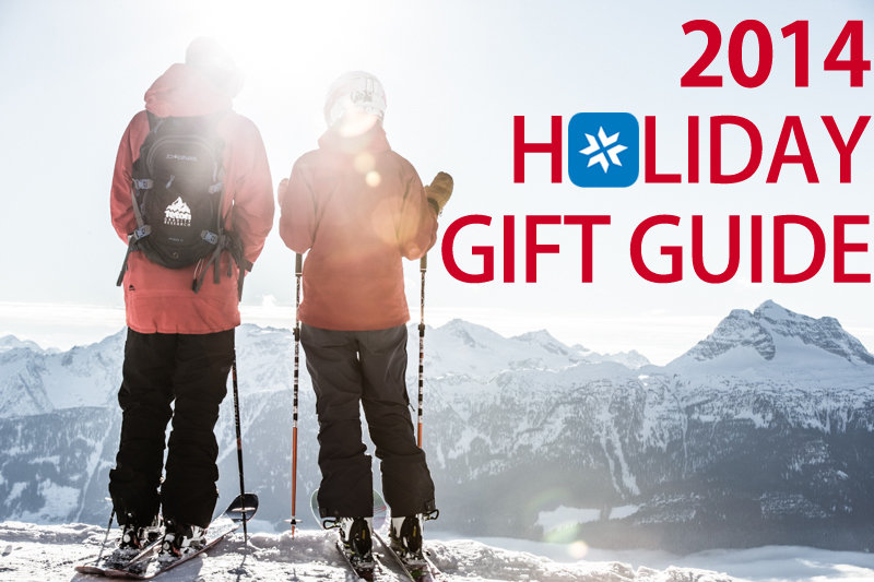 2014 OnTheSnow Holiday Gift Guide - © Liam Doran