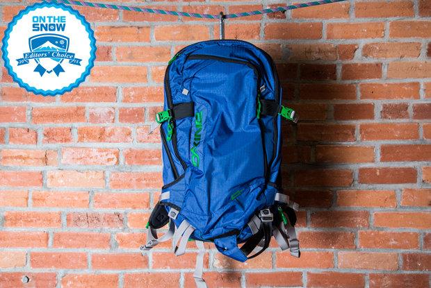 2015 ski bags Editors' Choice: Dakine Arc 34L - © Liam Doran