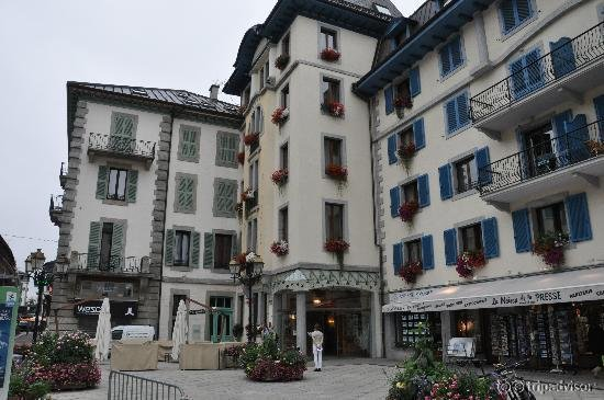 Grand Hôtel des Alpes