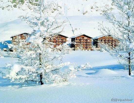 Ski und Golfstarhotel Valaisia