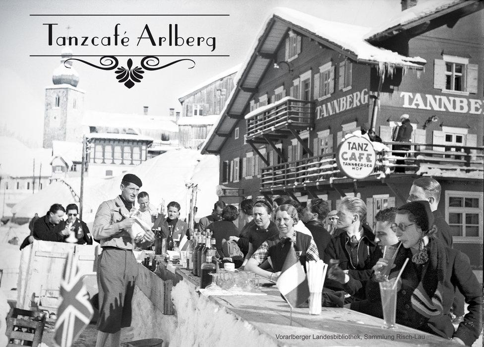 (c) Vorarlberger Landesbibliothek - © Lech Zürs Tourismus