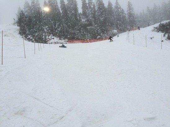 snowin pretty deezent