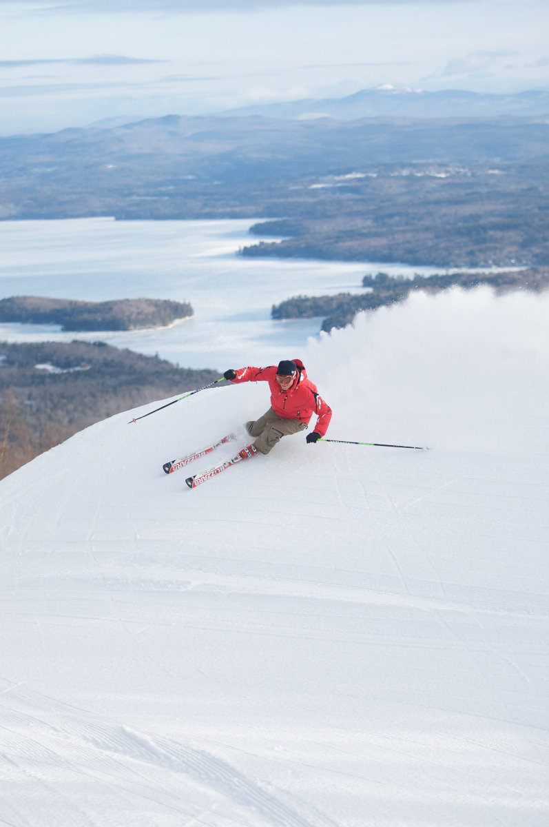 mount sunapee ski & snowboard photos