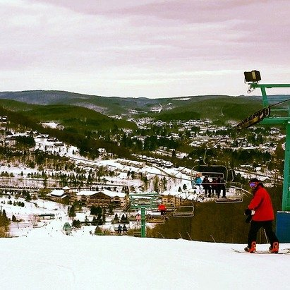 Another great trip to holiday valley!