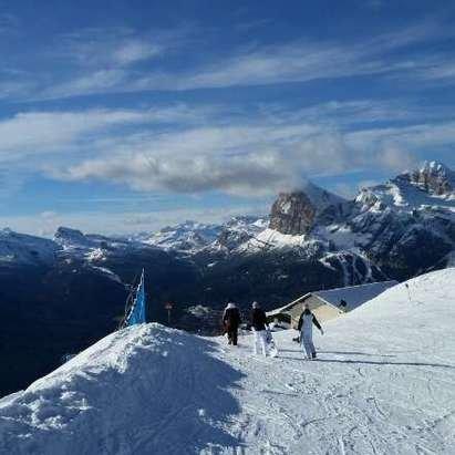 Cortina d'Ampezzo, 8 Dic 2014