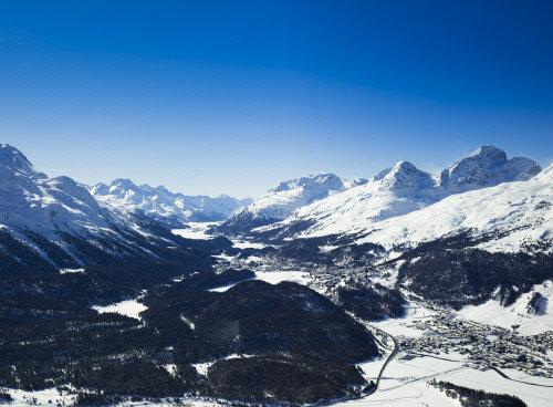 Panorama Muottas Muragl - © swiss-image.ch/Daniel Martinek