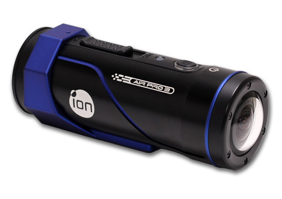iON Air Pro 3 Wi-Fi: $349.99 This waterproof, WiFi-enabled action camera allows instant uploading to social media, with a web connection, 2.5 hours of recording time and free cloud storage to ensure your winter wipeouts never get wiped out.