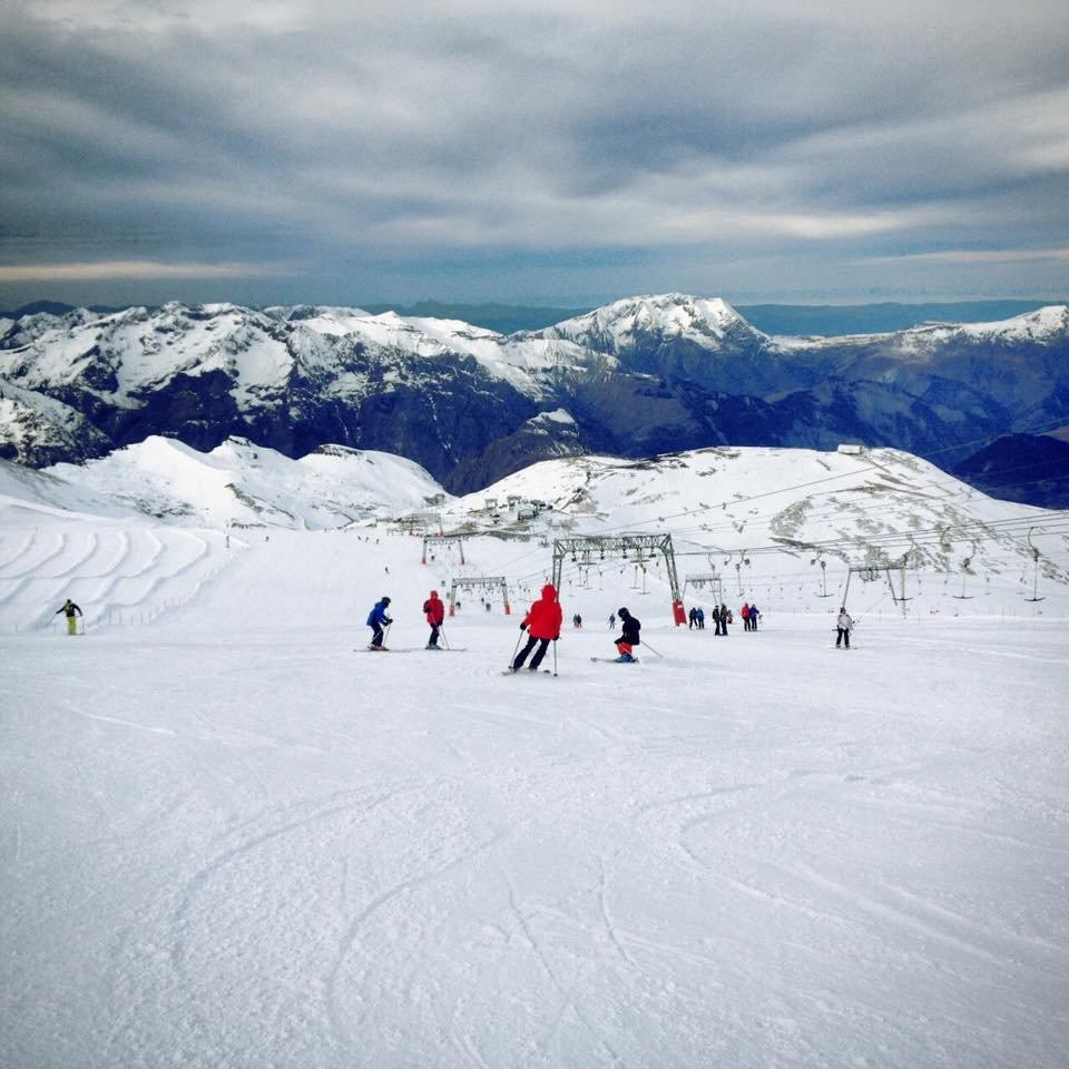 Les 2 Alpes Nov. 30, 2014 - ©Les 2 Alpes