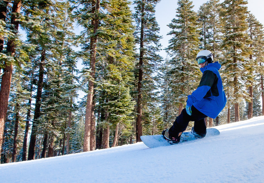 Opening day at Northstar California Resort in Nov. 2014. - ©Northstar California Resort