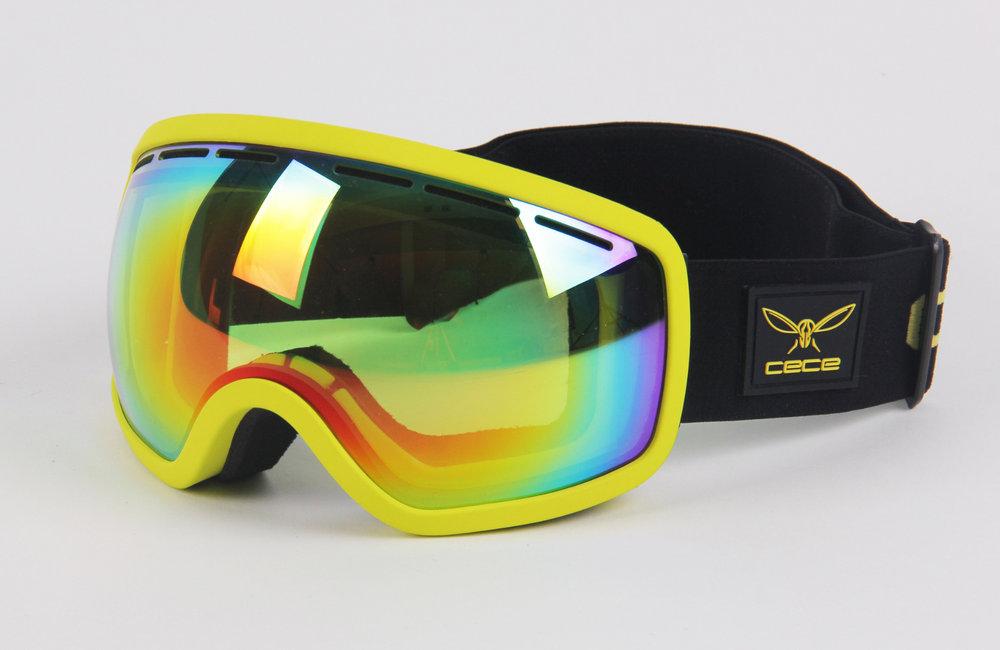Trendové lyžiarske a snowboardové okuliare CECE 2354e012c62
