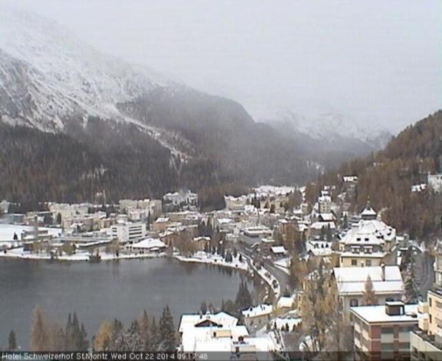 St. Moritz, Oct. 22, 2014 - © St. Moritz
