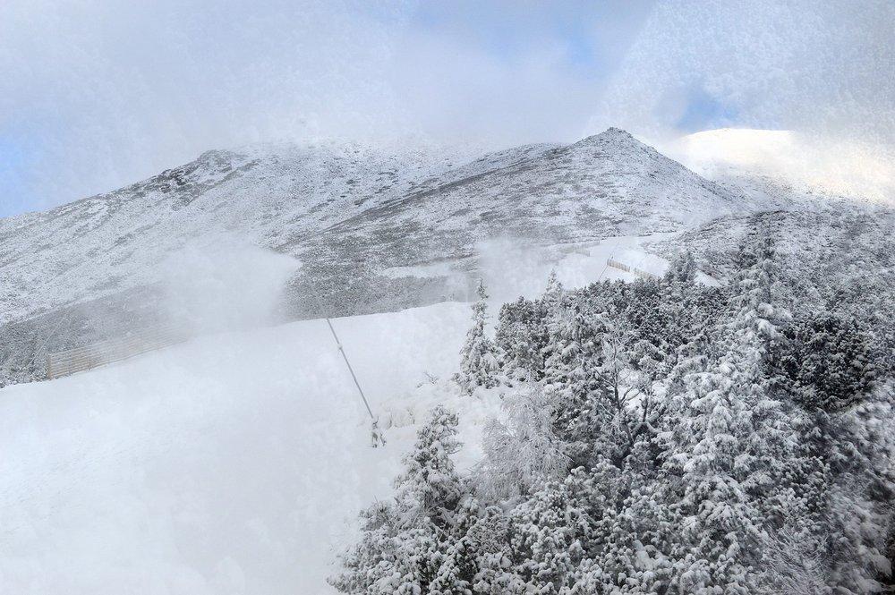 Tatranská Lomnica, High Tatras (SK), Nov 26, 2014