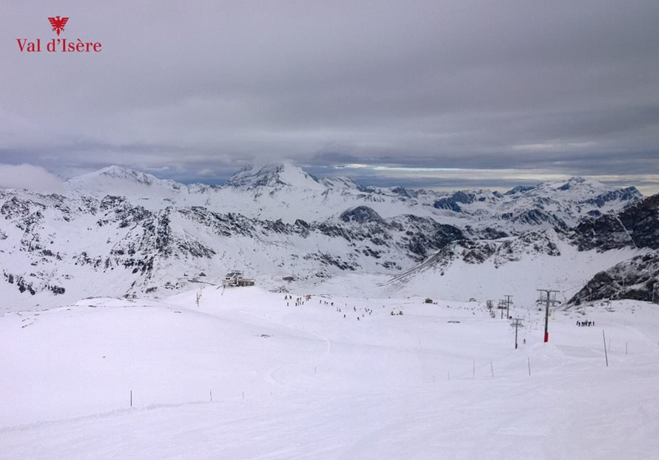 Val d'Isere Nov. 30, 2014 - ©Val d'Isere