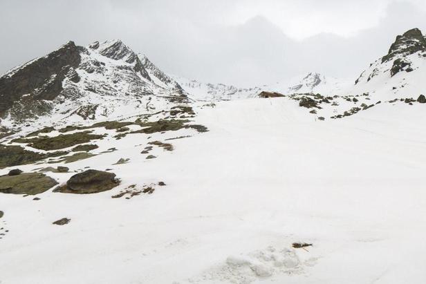 Val Thorens 2,600m Oct. 22, 2014 - © Val Thorens