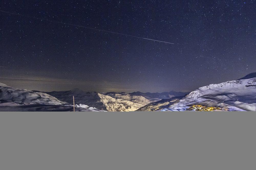 Venez vivre un Noël magique et inoubliable à 2300 m à Val Thorens - © Val Thorens