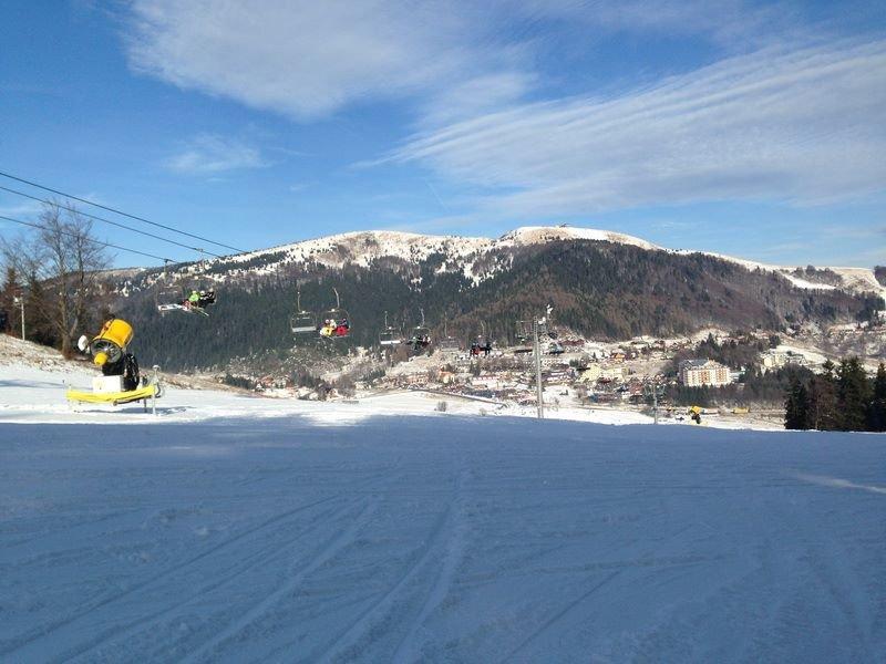 Štart zimnej sezóny 2014/15 na Donovaloch sa vydaril! - © PARK SNOW Donovaly