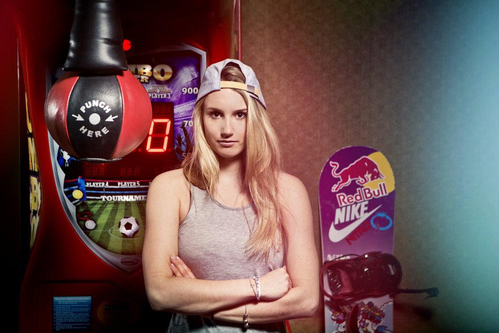 Anna Gasser - ©© Red Bull Media House