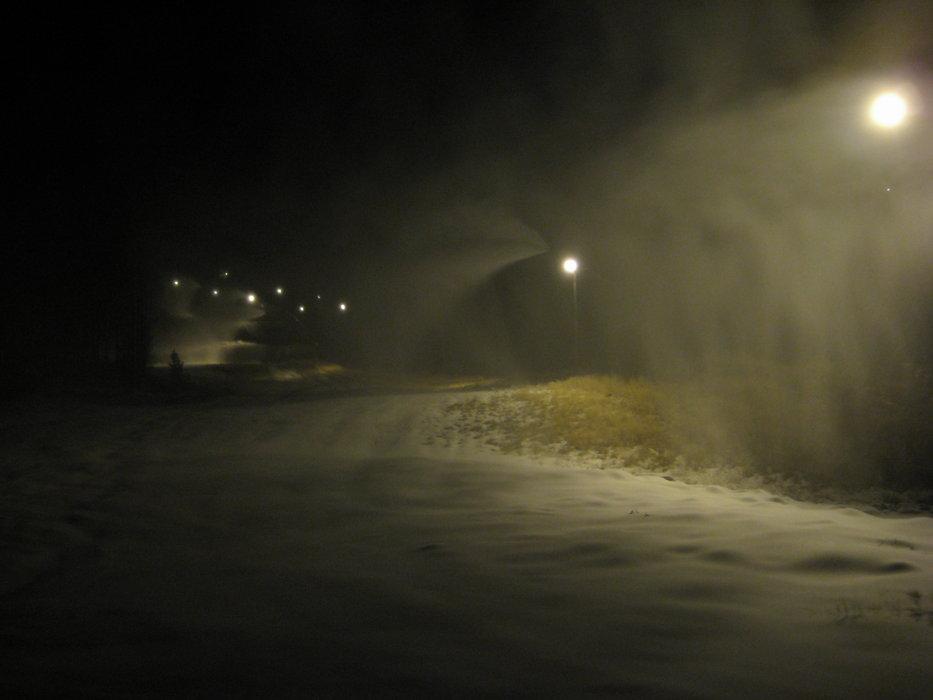 Uvdal Alpin | Den første snö - © Snorre | help2cad.dk @ Skiinfo Lounge