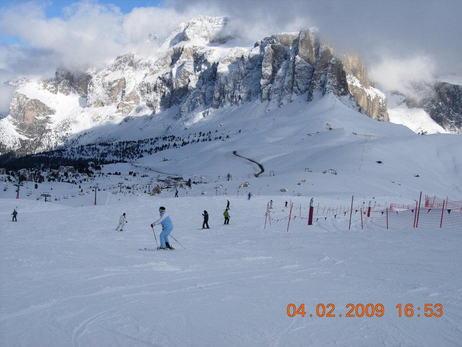 Campitello di Fassa - Col Rodella - Sellajoch - © vale66 @ Skiinfo Lounge