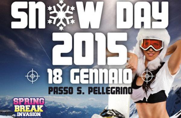 Snow Day, Passo San Pellegrino - © Passo San Pellegrino Media Relations