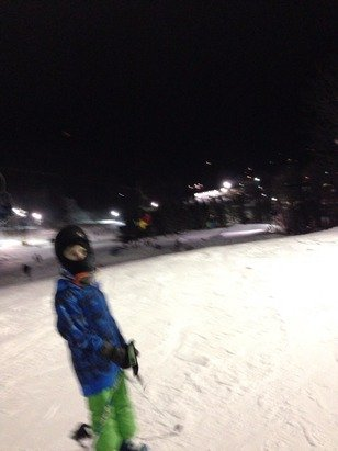 Great shreddin with my friend and I.  but yall really need to step up on the Terrain park